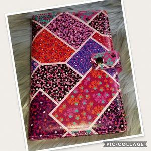 Vera Bradley Manicure Kit